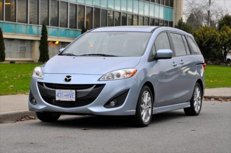 Greg Young from Mazda Canada talks with Motormouth about the new 2012 Mazda5 Part 1
