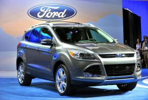 Watch Video: 2013 Ford Escape