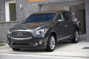 Watch Video: 2013 Infiniti JX