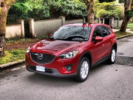 Watch Video: 2013 Mazda CX-5
