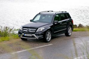 Watch Video: 2013 Mercedes GLK
