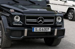 Watch Video: 2013 Mercedes G-Class