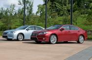 Watch this Car & Auto Review Video: 2013 Lexus ES 350 and 300h