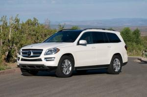 Watch Video: 2013 Mercedes GL-Class