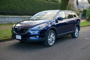 Watch Video: 2013 Mazda CX-9