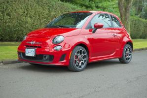 Watch Video: 2013 Fiat 500 Turbo