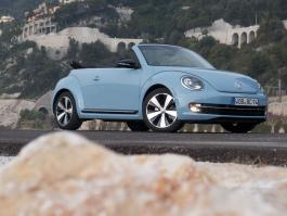 Watch Video: 2013 Volkswagen Beetle Cabriolet