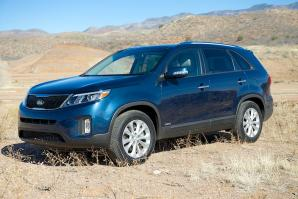 Watch Video: 2014 Kia Sorento