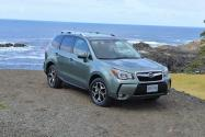 Watch this Car & Auto Review Video: 2014 Subaru Forester