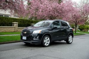 Watch Video: 2013 Chevrolet Trax