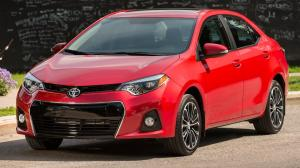 Watch Video: 2016 Toyota Corolla Quick Drive