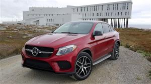Watch Video: 2016 Mercedes GLE Coupe Fogo Island