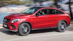 Watch Video: 2016 Mercedes-Benz GLE Coupe